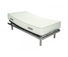 Pack cama articulada+ colchon viscoelastica 20 cms