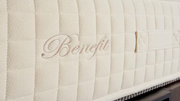 El Tejido algodón orgánico en el colchón Benefit de Seasons