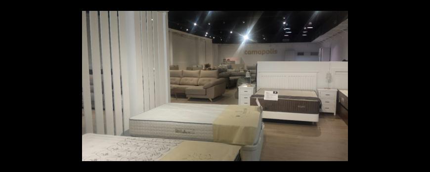 Camapolis abre una nueva tienda con una superficie de más de 2.000 metros cuadrados