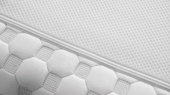 Colchon Visco25, con funda lavable ,máxima protección higiénica
