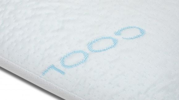 Almohadas que reducen el calor